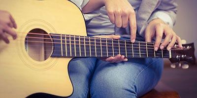 吉他老師費用範圍