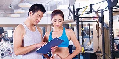 私人健身教練費用範圍
