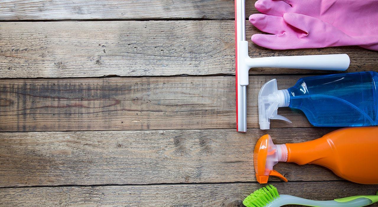 長期性家居清潔